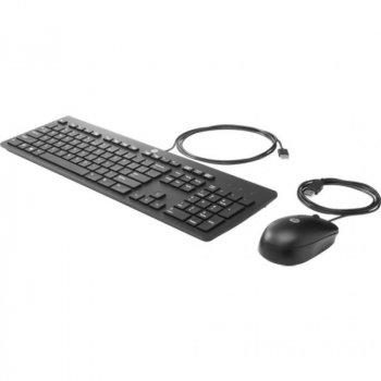 Комплект HP Slim Keyboard and Mouse USB Black (T6T83AA)