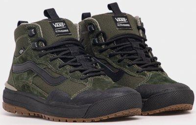 Ботинки Vans VN0A4UWJ26W1 Зеленые