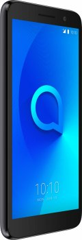 Мобільний телефон Alcatel 1 1/16 GB Dual SIM Volcano Black (5033D-2LALUAF)