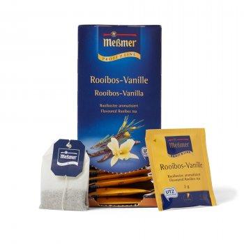 Чай пакетированный Messmer ProfiLine Rooibos-Vanille 25 х 2 г