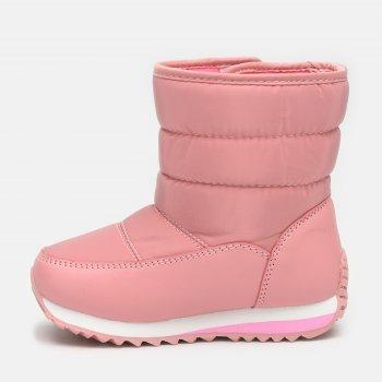 Дутики Jong Golf ВМ90013-10 Розовые