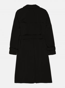 Пальто H&M 5784967 Черное