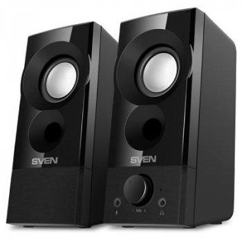 Акустична система SVEN 357 Black