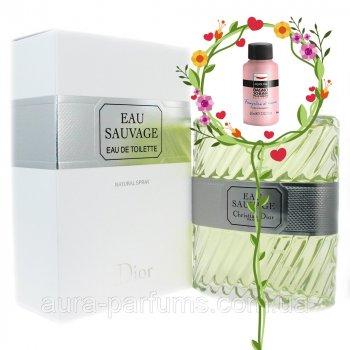Мужская парфюмерия DIOR EAU SAUVAGE EDT SPRAY 50ML (3348900627505)