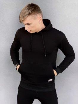Худи Мужское Intruder 'Spark' спортивная кофта трикотаж черное