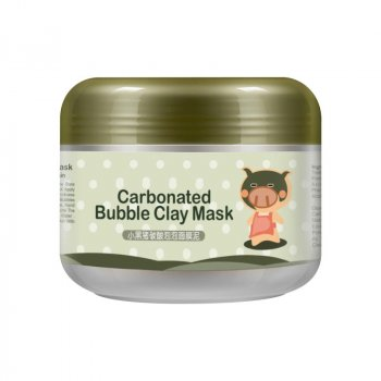 Кислородная маска Bioaqua Carbonated Bubble Clay Mask (пузырьки) 100 мл