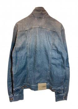Куртка джинсова чоловіча Mustang Світло антрацит