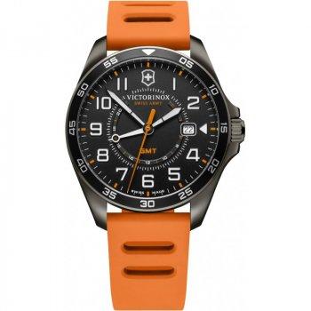 Чоловічий годинник Victorinox Swiss Army FIELDFORCE GMT V241897