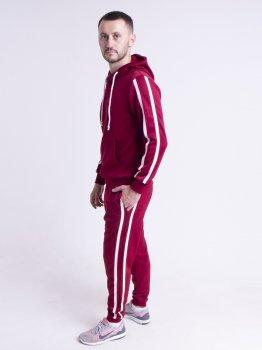 Спортивный костюм Olis-Style Ромен 9991 Бордовый