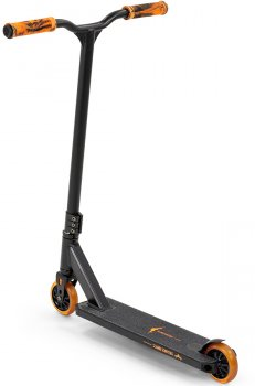 Самокат Slamm Classic V8 Black-orange (SL1020-BO)