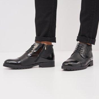 Ботинки VRX 815_Черные Черные
