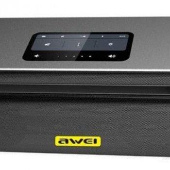 Портативна Bluetooth колонка Awei Y600, чорна 009929