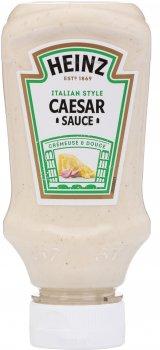 Соус салатный Heinz Цезарь 220 мл (8410066120017)