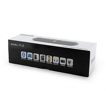Bluetooth колонка портативная SPS WS JY-25 Black 008479