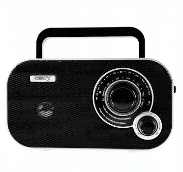 Компактне радіо Camry CR 1140 Bluetooth black