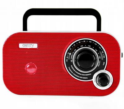 Компактне радіо Camry CR 1140 Bluetooth red