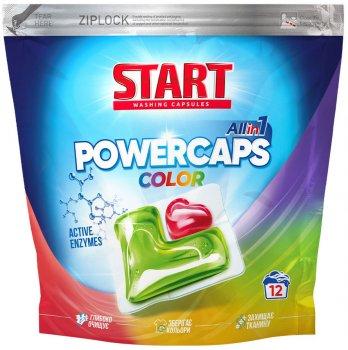 Капсулы для стирки Start Color 12 шт (4820207100459)