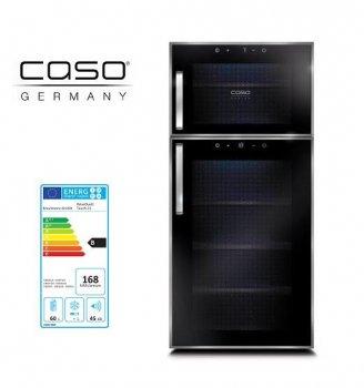 Винный холодильник шкаф Caso WineDuett Touch 21 (003SAG 0399)
