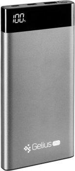 УМБ Gelius Pro Edge (V2PD.QC) GP-PB10-006 2.1A 10000 mAh Grey (2099900789946)