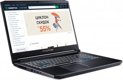 Ноутбук Acer Predator Helios 300 PH317-54-70K5 (NH.Q9UEU.006) Abyssal Black
