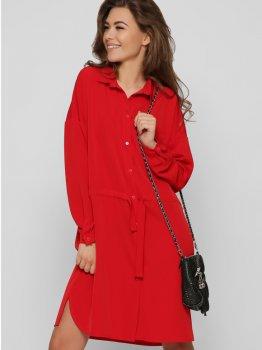 Плаття Carica KP-10351-14 Яскраво-червоне