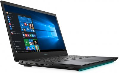 Ноутбук Dell Inspiron G5 5500 (G55716S4NDW-64B) Black
