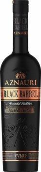 Бренди Aznauri Black Barrel 5 лет выдержки 0.5 л 40% (4820189292258)