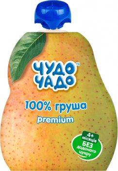 Упаковка пюре Чудо-Чадо Груша з 4 місяців 90 г x 16 шт. (4820016254107)