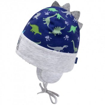 Шапка David's Star 21312 44 см Синяя (ROZ6400025136)