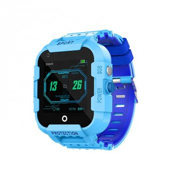 Дитячі смарт годинник UWatch DF37G Blue