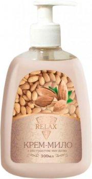 Жидкое крем-мыло Relax с экстрактом миндаля 300 мл