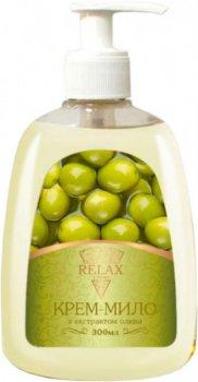 Жидкое крем-мыло Relax с экстрактом оливы 300 мл