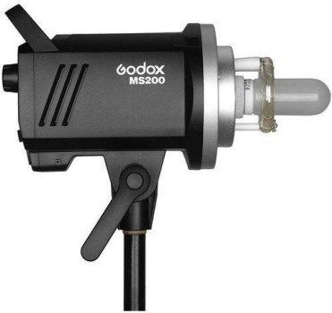 Профессиональная студийная вспышка Godox MS200 Monolight (MS200)