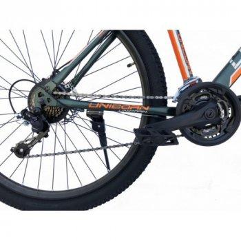 Электровелосипед Uvolt Unicorn Shock Mb-48-1000 29 Дюймов Серо-Оранжевый