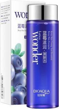 Эмульсия для лица Bioaqua Wonder Lotion с экстрактом черники 120 мл (6947790780603)