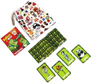 Гра в мішечку Vladi Toys Крокошоу (укр) (VT8077-10)