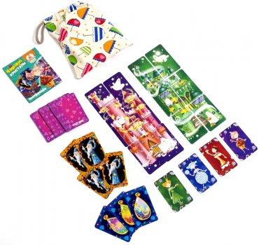 Гра в мішечку Vladi Toys Чарівні кристали (укр) (VT8077-12)