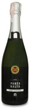 Вино игристое Pares Balta Cava Brut Nature белое брют 0.75 л 12.5% (8410439035498)