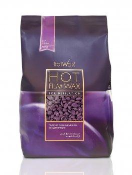 Пленочный воск для депиляции ItalWax Слива в гранулах 1 кг (038)