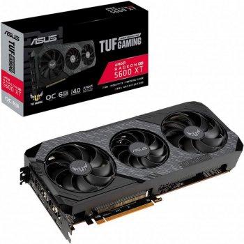 Відеокарта ASUS Radeon RX 5600 XT 6144Mb TUF 3 TOP EVO GAMING (TUF3-RX5600XT-T6G-EVO-GAMING)