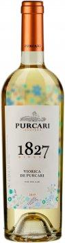 Вино Purcari Viorica белое сухое 0.75 л 14% (4840472020238)
