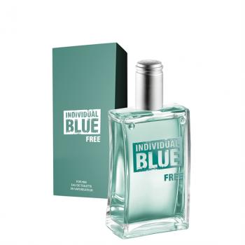 Туалетная вода Avon Individual Blue Free 100 мл (14573)