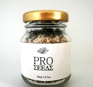 Pro Seed 6 Achatina видов семян для улиток ахатин, архахатин, лимиколярий Мистер Хеликс 80мл