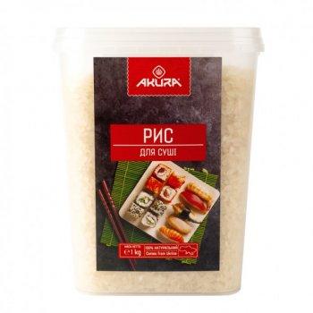 Рис Akura для суши 1 кг