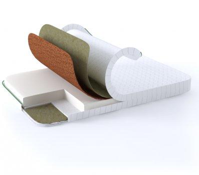 Комплект Ортопедический матрас Green Streem Ortholinum Cocos 70х190 см + Одеяло зимнее 142х205 см (02022020-57)