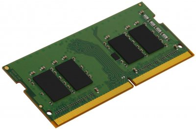 Оперативна пам'ять Kingston SODIMM DDR4-3200 8192 MB PC4-25600 ValueRAM (KVR32S22S6/8)
