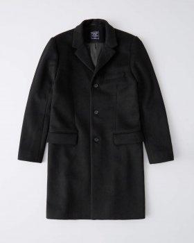 Пальто Abercrombie & Fitch AF7751M Чорний