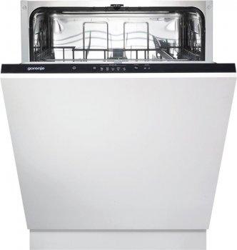 Вбудована посудом. машина Gorenje GV62010