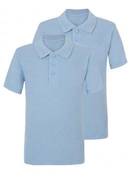 Набор поло для мальчика George голубое 5054622