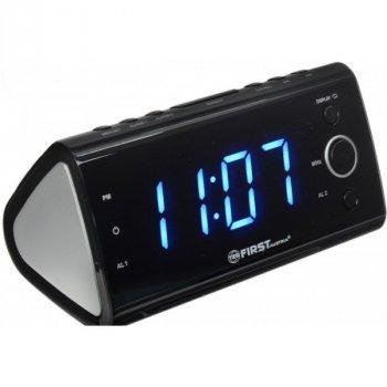 Радіоприймач годинник FIRST FA-2419-3